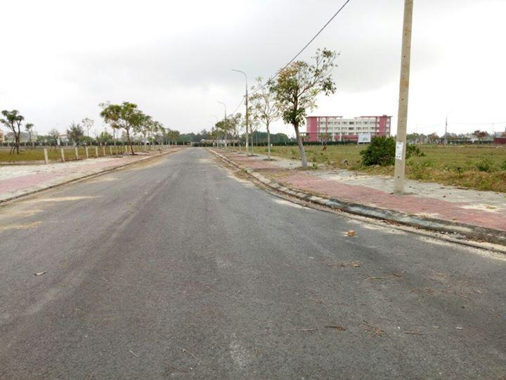 Phân phối nhanh 2 lô liền kề block a 13 khu đô thị phía nam Đà Nẵng