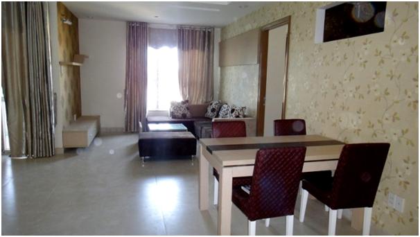 Bán căn hộ Đà Nẵng nằm trung tâm thành phố tầng 17 Lapaz Tower