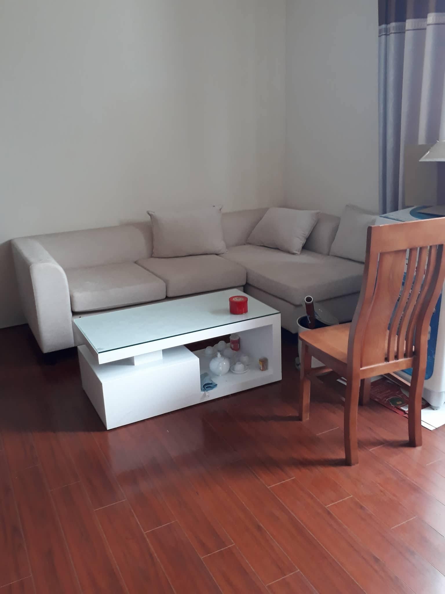 Cho thuê căn hộ gia đình tại khách sạn, đầy đủ tiện nghi giá 10 triệu