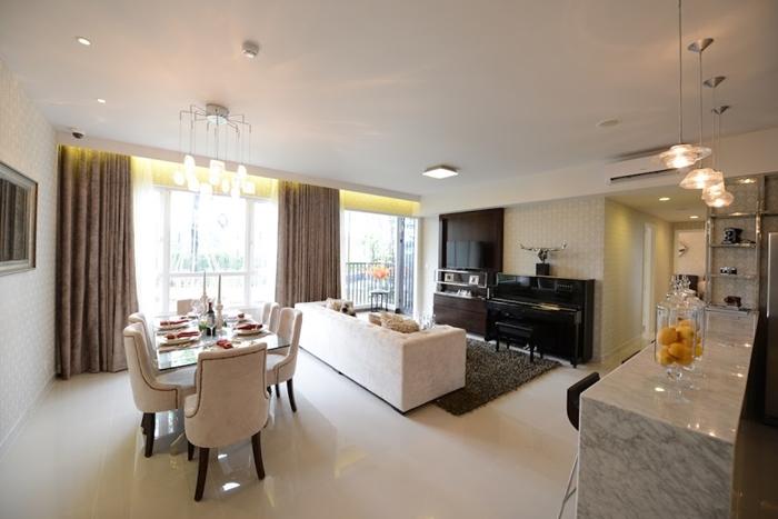 Bán căn hộ Đà Nẵng 3PN nằm trung tâm thành phố chỉ 21 tr/m2