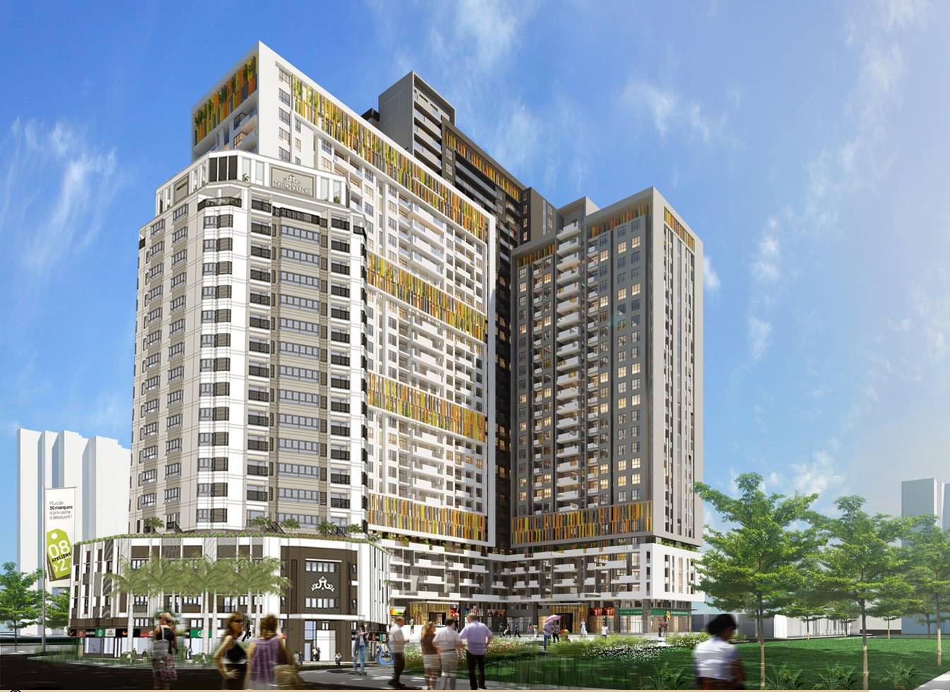 Sàn VRM nhận giữ chỗ căn hộ Monarchy Block B – Thỏa sức chọn vị trí đẹp nhất –LH 0914106080