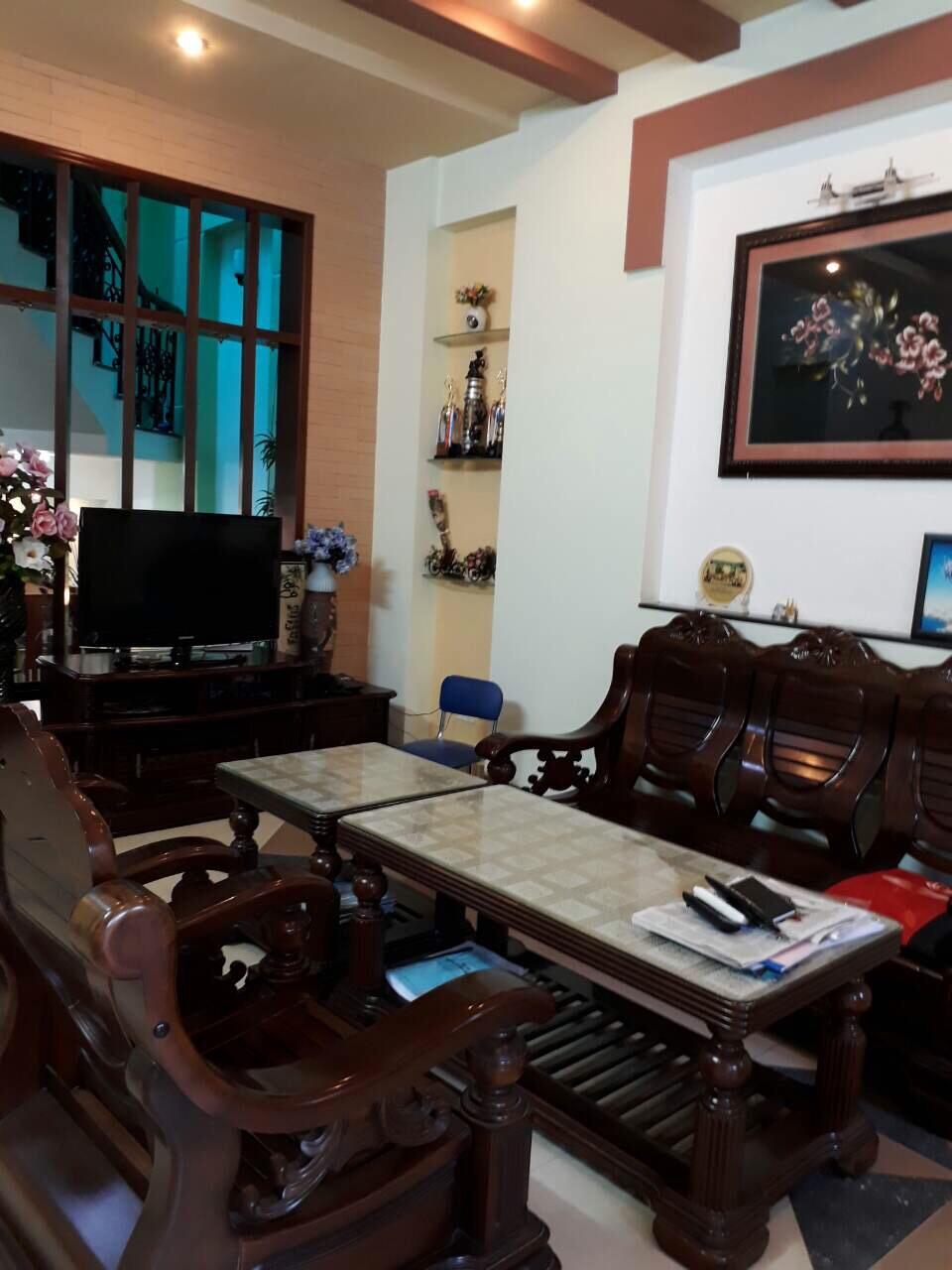 Nhà cho người nước ngoài thuê 80m2 đường An Nhơn