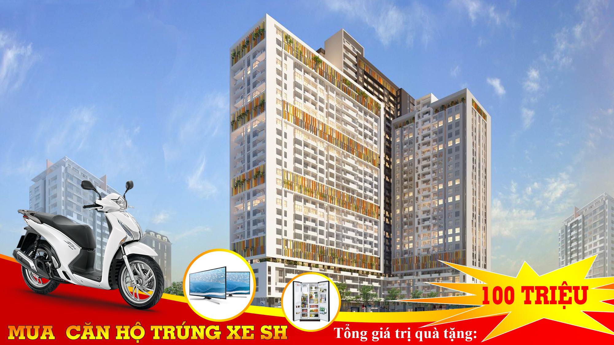 Sở hữu sổ Hồng Vĩnh viễn – Chỉ 530 triệu sở hữu ngay căn hộ Monarchy B bên sông Hàn -0914106080