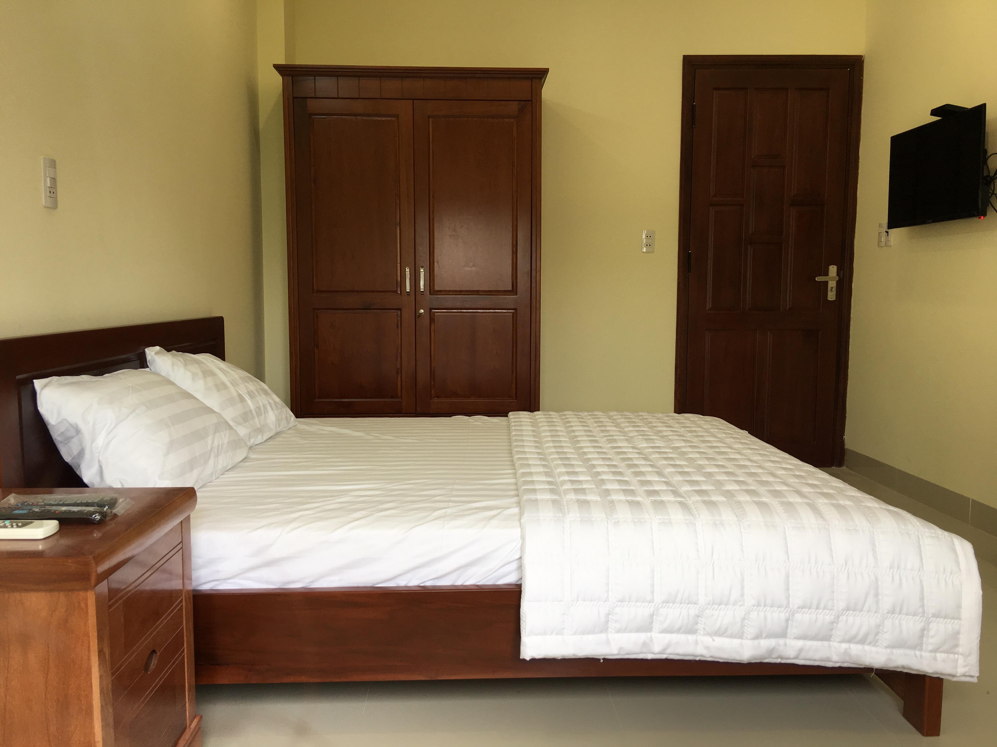 Cho thuê căn hộ Đà Nẵng 1PN quận Hải Châu thích hợp cho chuyên gia ở