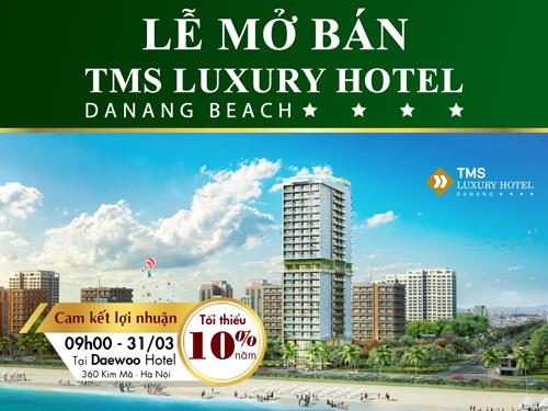 Chỉ còn 3 ngày nhận ngay voucher đến 100tr khi tham gia mở bán TMS Luxury tại Hà Nội 31.3