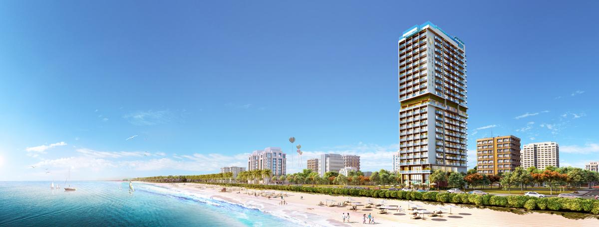 TMS Luxury Đà Nẵng an toàn sau cơn bão BĐS – Nơi lý tưởng để đầu tư