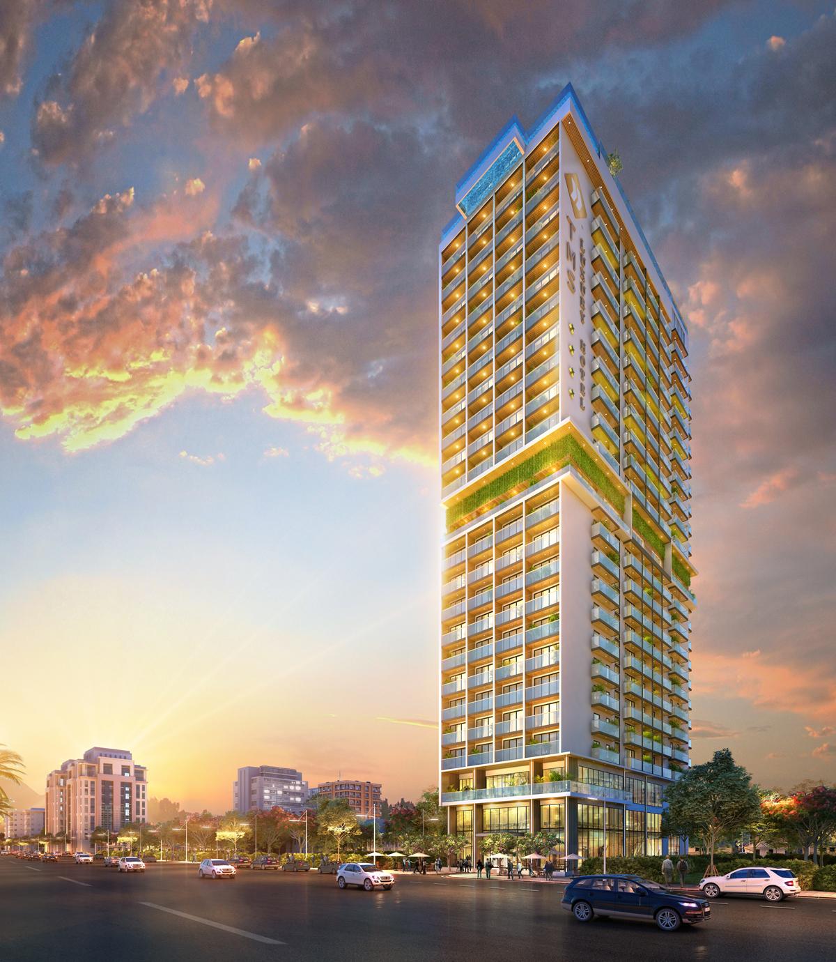 Mua căn hộ Đà Nẵng, nên chọn Condotel TMS. Vì sao?