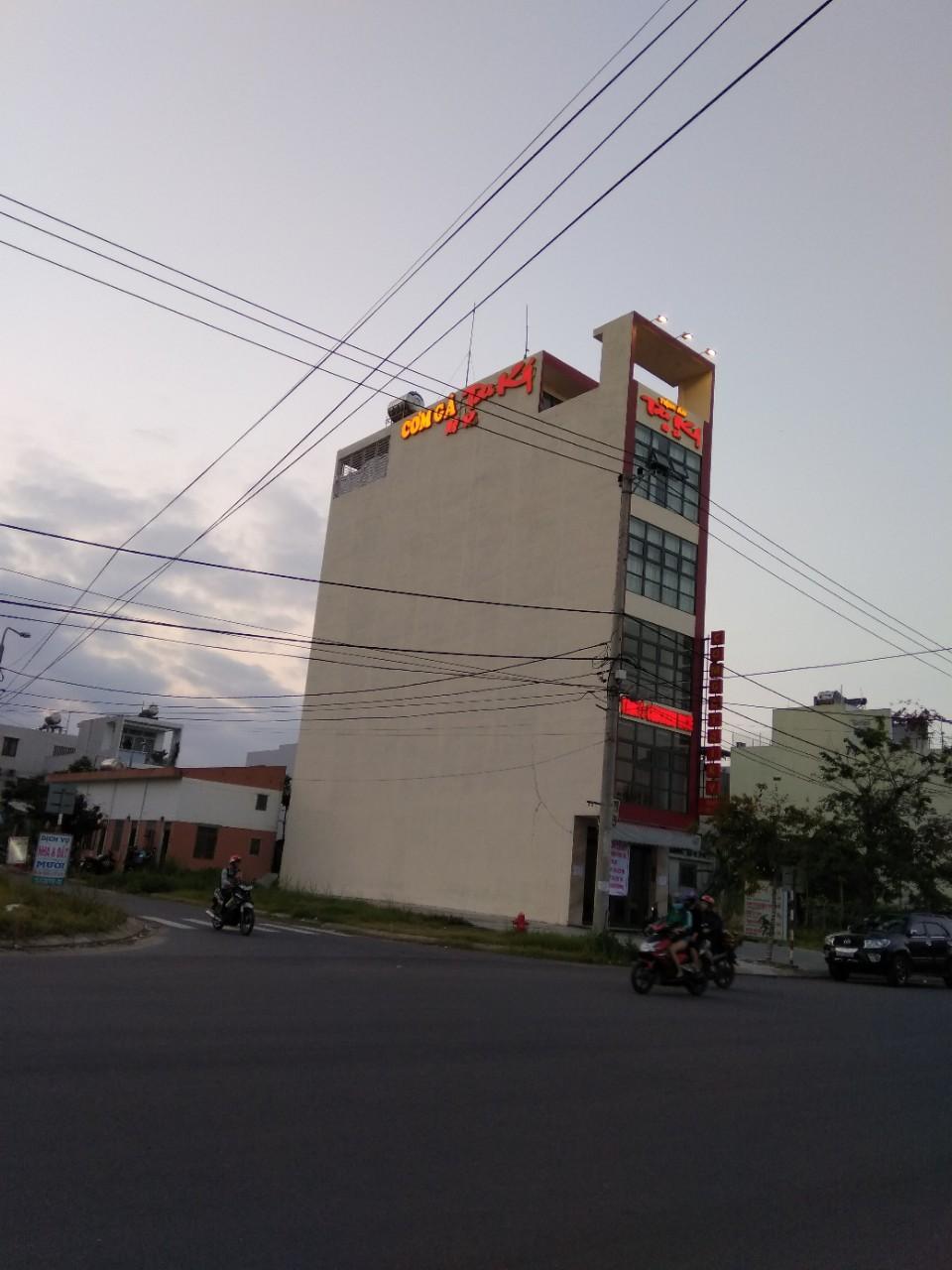 Cho thuê mặt bằng kinh doanh đường Nguyễn Văn Thoại 260m2