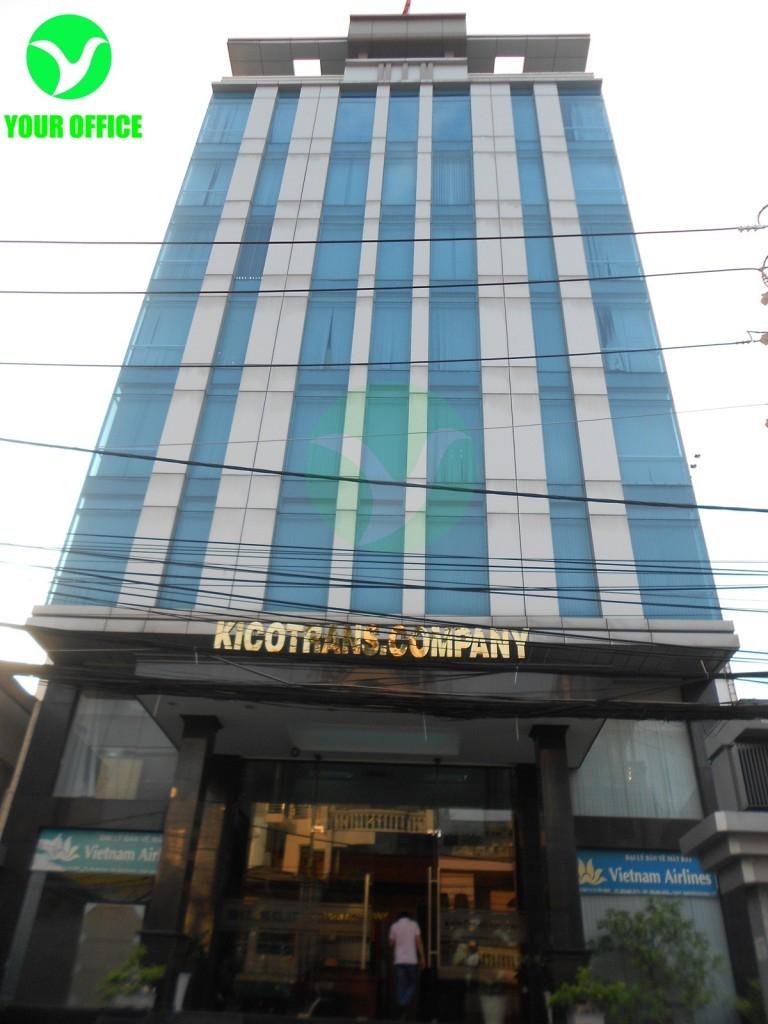 VĂN PHÒNG CHO THUÊ TÒA NHÀ KICOTRANS 2 BUILDING