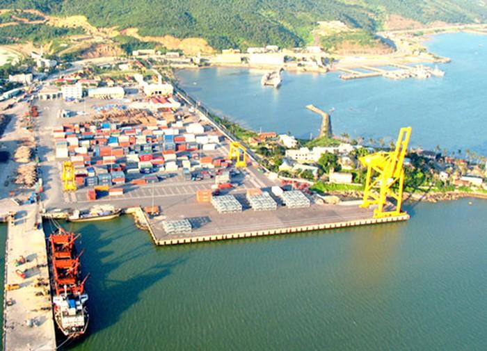 Đà Nẵng:  Xin bố trí 500 tỉ đồng sớm khởi công cảng Liên Chiểu